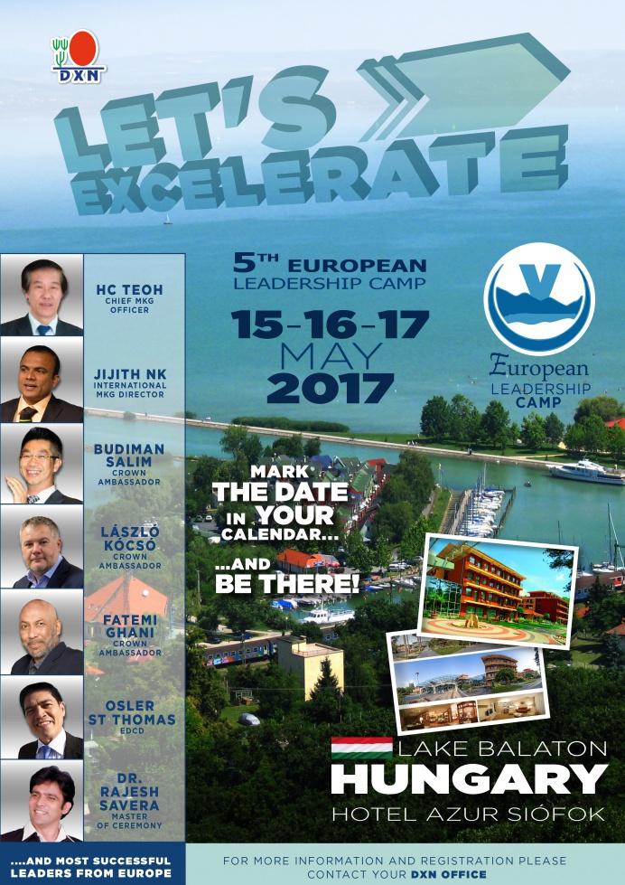 V. European Leadership Camp