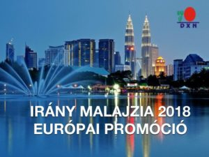 DXN Malajzia promóció